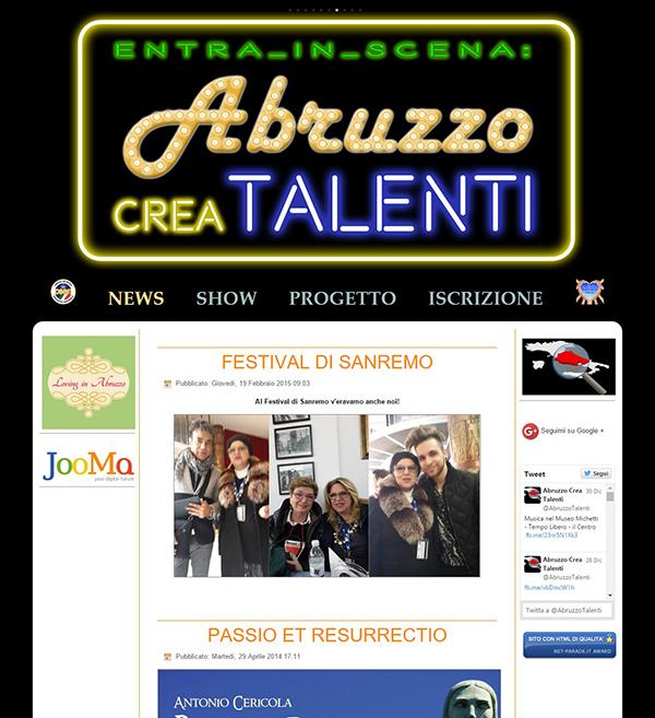 Abruzzo Crea Talenti