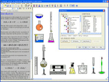 chemlab software chimica didattica