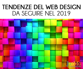 Tendenze Web Design 2019
