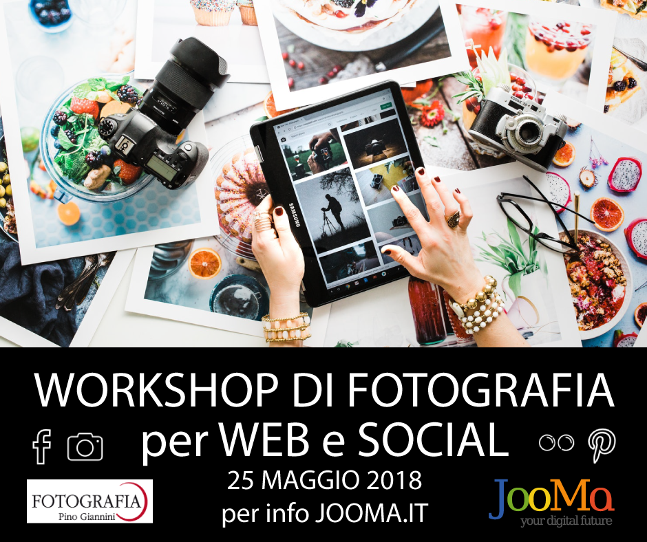workshop fotografico 2018
