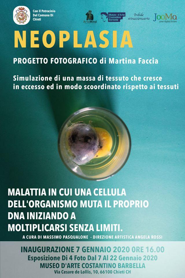 Neoplasia di Martina Faccia