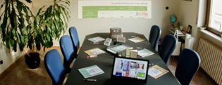 Sala riunioni e aula corsi JooMa Pescara, Chieti