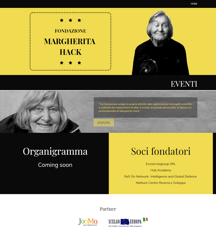 Fondazione Margherita Hack